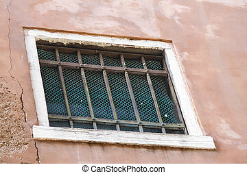 window of the house