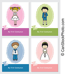 set first communion