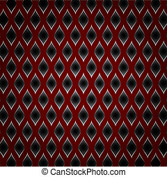 red Colour Abstract metal background raster copy