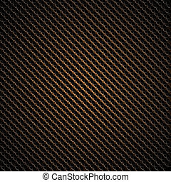 Abstract metal background raster copy