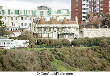 Russell-Cotes Museum, Bournemouth - View from Bournemouth...