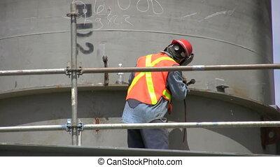 construction grinder