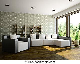 Livingroom, muebles