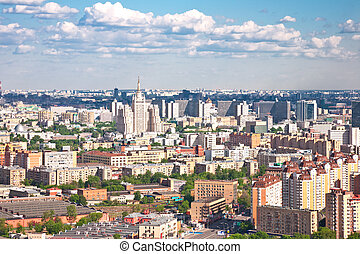 Moscow city 2