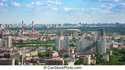 Moscow city 4