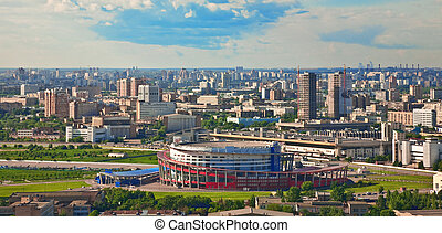 Moscow city 8