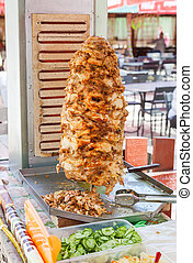 Shawarma is one of the most popular fast food dish in Middle...
