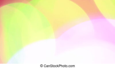 Colourful Bokeh Background 5