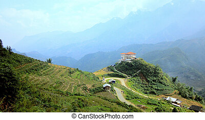Sapa - Vietnam - Come to Sapa - Vietnam to see this...