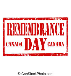Remembrance Day-Canada