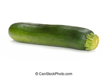 Courgette or Zucchini - Green and healthy Zucchini or...