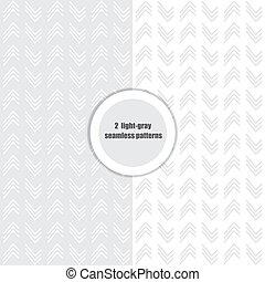 Light-gray seamless background Vector