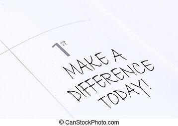 fare, differenza