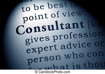 consultant - Fake Dictionary, Dictionary definition of the...