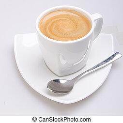 taza, café, Plano de fondo