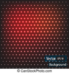 Vector dynamic abstract background