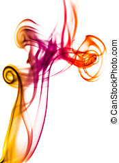 Colored smoke - Special series with smoke color forms