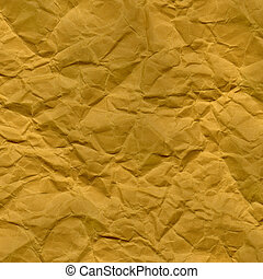 crumpled packing paper texture - grunge, crumpled, wrinkled...