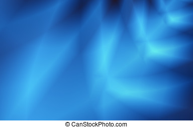 Blue high tech wide image background