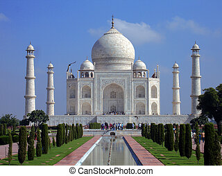 Taj Mahal - Indias greatest monument