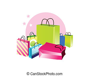 Shopping - different packages to purchase or for shopping on...