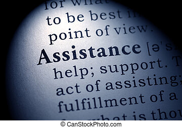 assistance - Fake Dictionary, Dictionary definition of the...