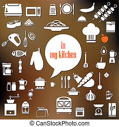 kitchen poster
