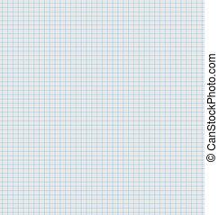 checkered paper sheet texture
