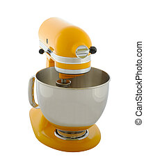 Planetary mixer - Kitchen appliances - yellow planetary...