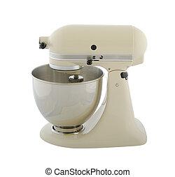 Planetary mixer - Kitchen appliances - beige planetary...