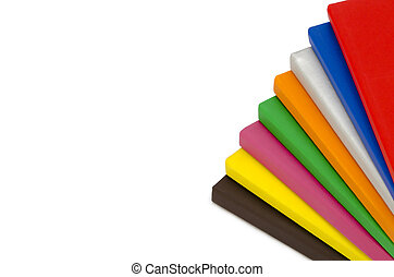 Multicolor Hardcover Book