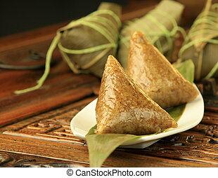 Rice dumplings