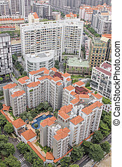 Luxury Condominiums Aerial View - Luxury Condominiums by...
