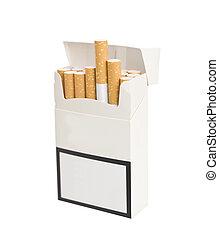 Isolated Cigarettes