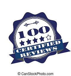 certified reviews stamp