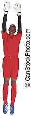 portero, rojo, Elaboración, excepto