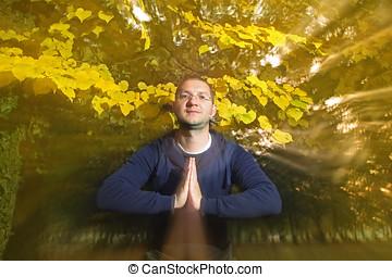 Namaste, saludo