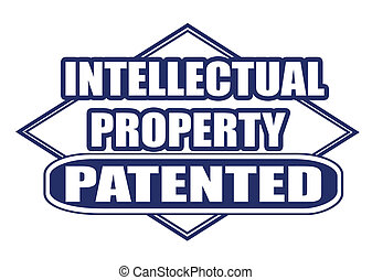 intellectual property patented stam - intellectual property...