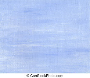 Winter and snow - acrylic painting - Background - Winter and...