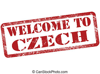 welcome to czech stamp