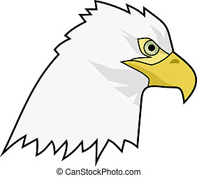 Eagle head - Creative design of eagle head
