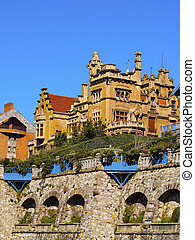Getxo, Basque Country, Spain - Residential District in Getxo...