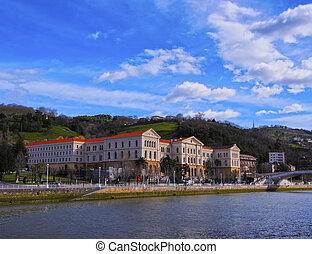 Deusto University in Bilbao - The University of Deusto in...