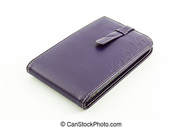 Leather card holder wallet - Leather card holder wallet...