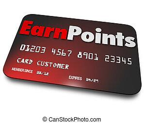 Earn Points Credit Card Rewards Program Best Choice - Earn...