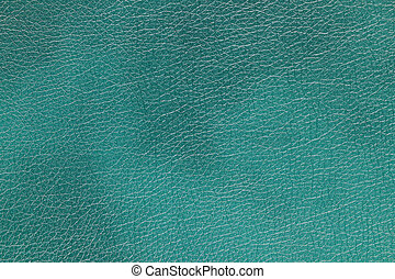 Aquamarine (Sea Green) Glossy Artificial Leather Background...