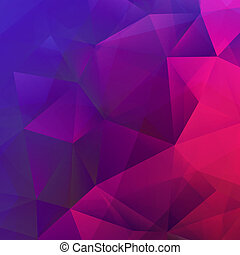 Geometric background design + EPS10 - Geometric background...
