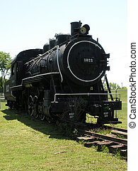 Steam Locomotive,