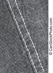 diagonal stitches