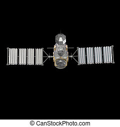 軍, 人工衛星